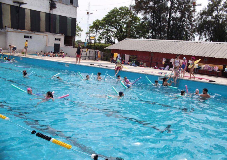 ¿Cuáles son los natatorios habilitados en Tucumán?