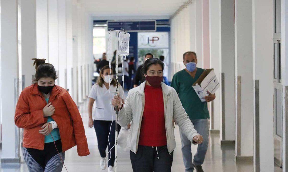 Coronavirus: camas se adaptarán a la gravedad del paciente