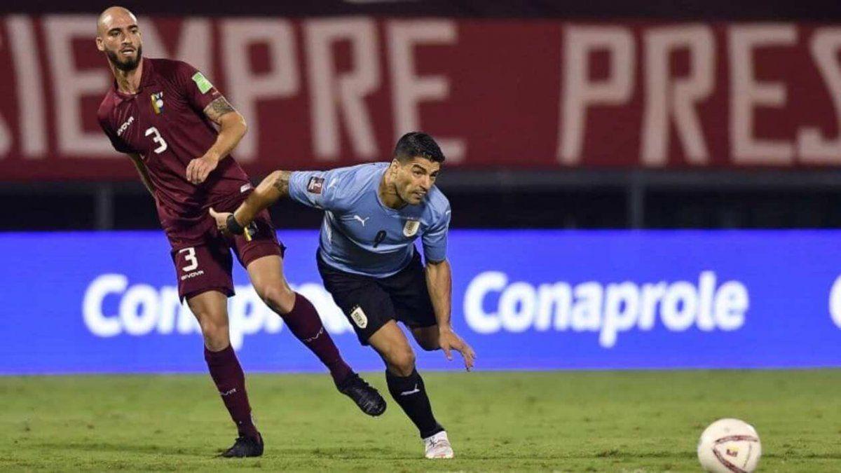 Venezuela y Uruguay aburrieron a todos con un 0-0