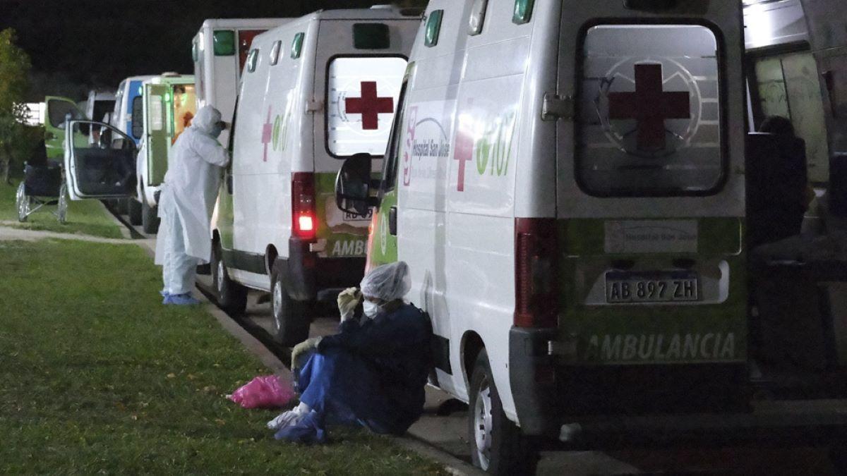 Coronavirus en Argentina: 438 muertes y 14.632 contagios.