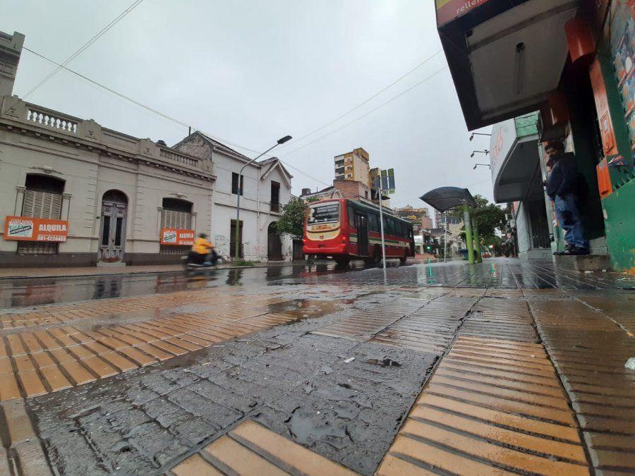 El tiempo en Tucumán:un domingo con cielo nublado