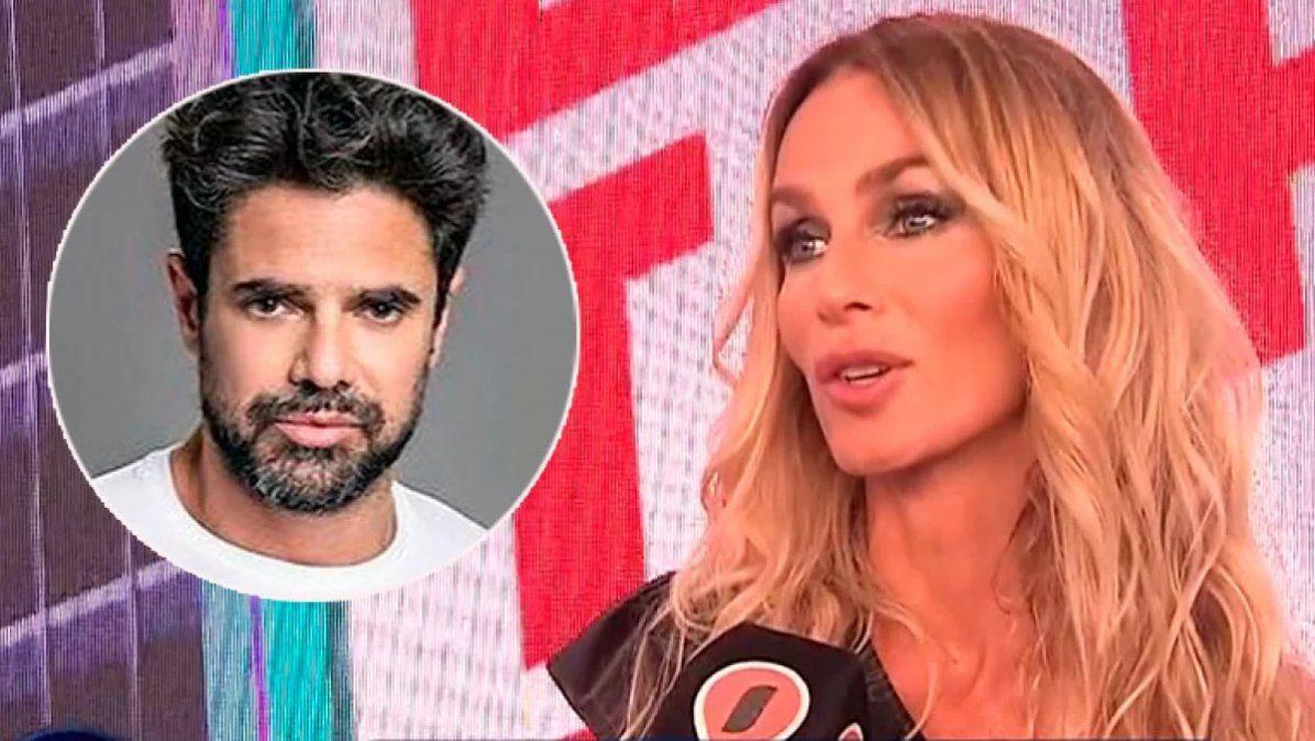 Sabrina Rojas habló sobre su vínculo con Luciano Castro