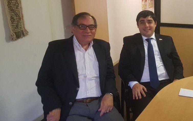 Raed renunció como presidente del Tribunal de Disciplina: fue un arbitraje amañado