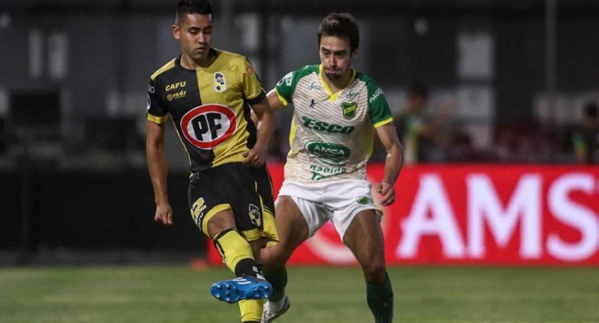 Defensa y Justicia igualó sin goles ante Coquimbo en la ida