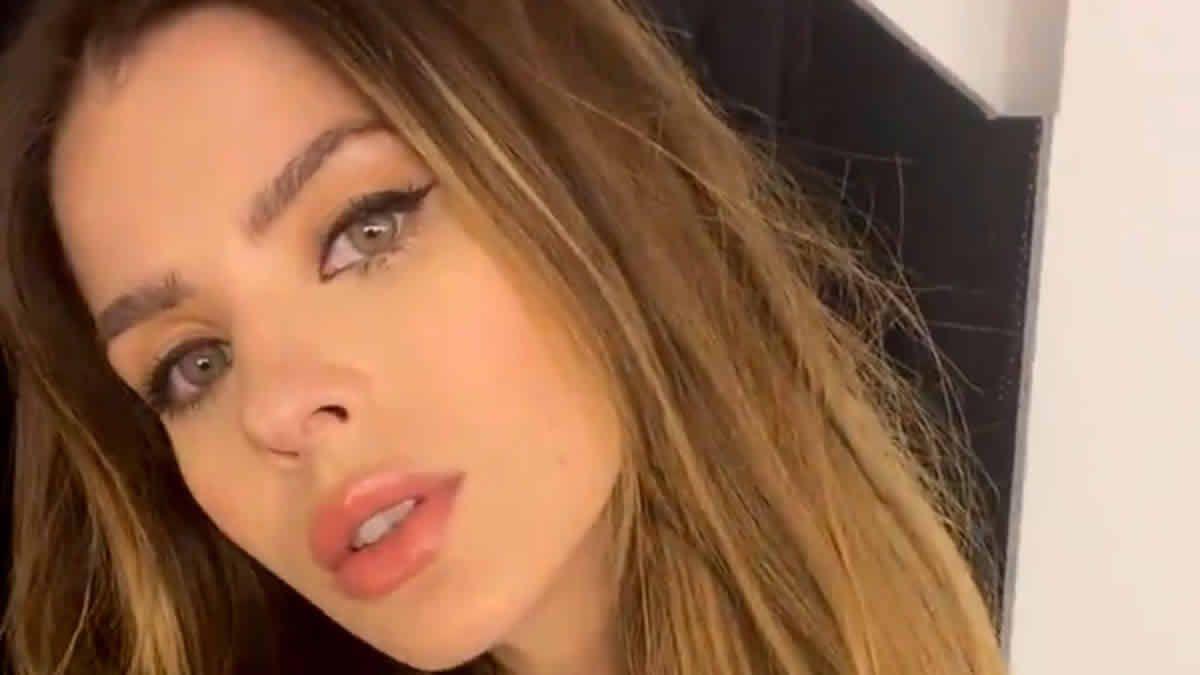 China Suárez viajó a Miami y se vacunó contra el covid