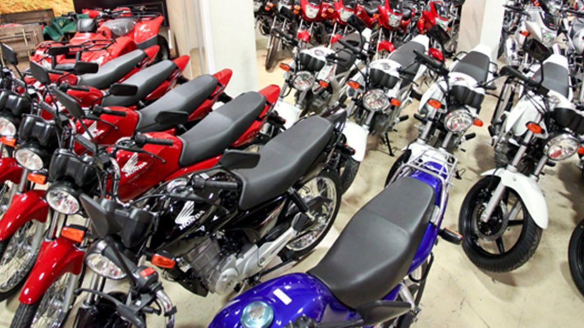 Banco Nación lanzó plan de créditos para la compra de motos