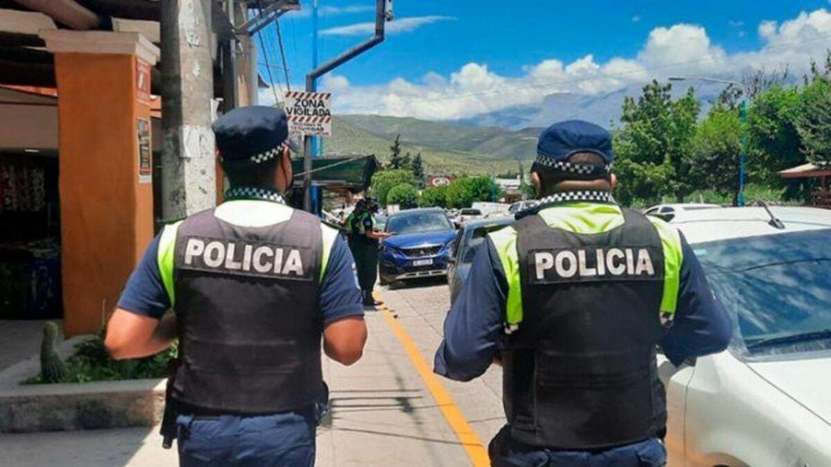 Detuvieron a 25 personas en Tafí del Valle y El Mollar