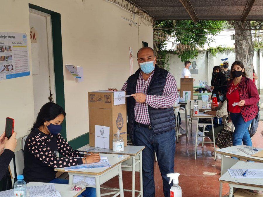 Manzur: El pueblo concurre a las urnas a emitir sus sueños