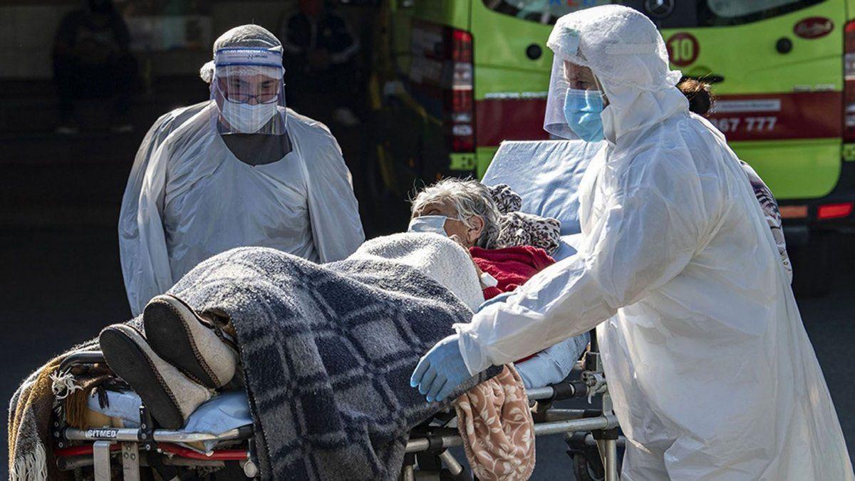 Chile lleva cerca de 10.000 muertos por coronavirus.