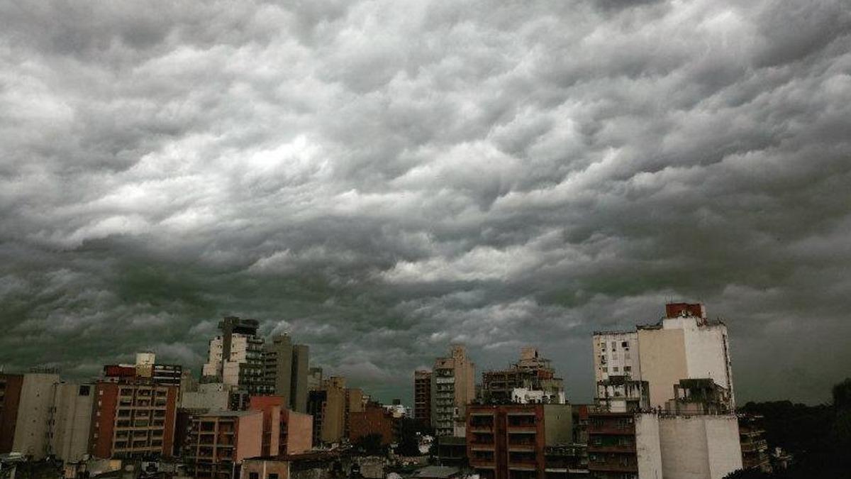 No hay afectados por la tormenta en Tucumán