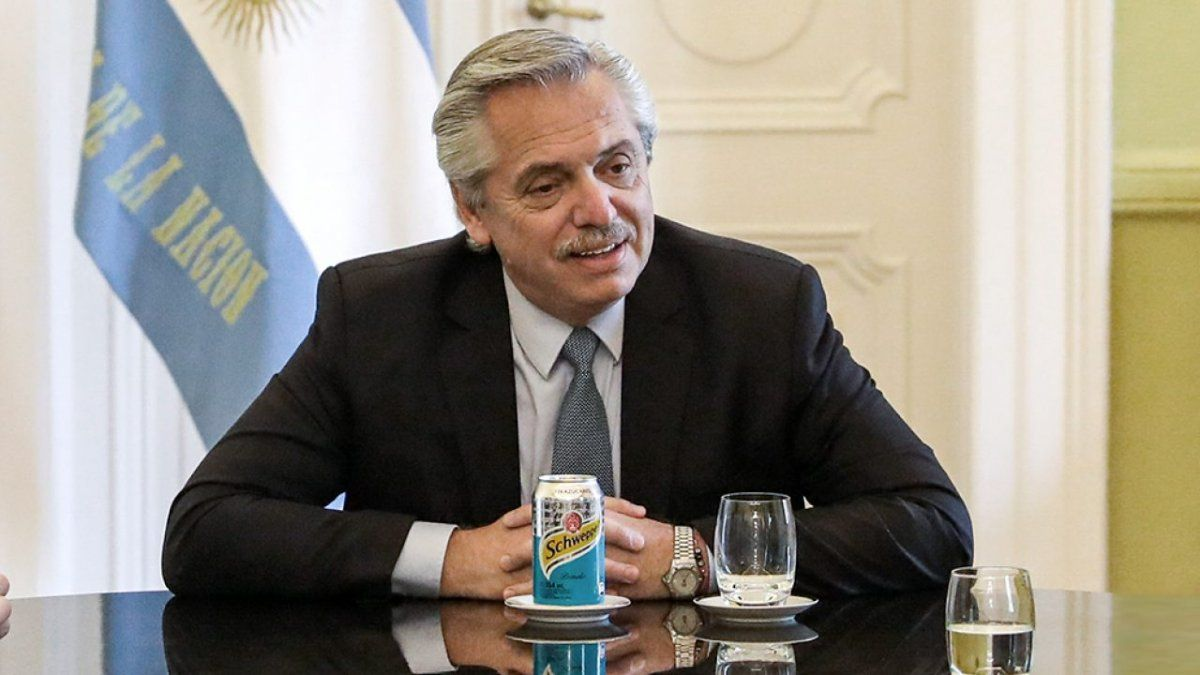 Alberto Fernández analizó con Massa y Máximo Kirchner la agenda parlamentaria de extraordinarias