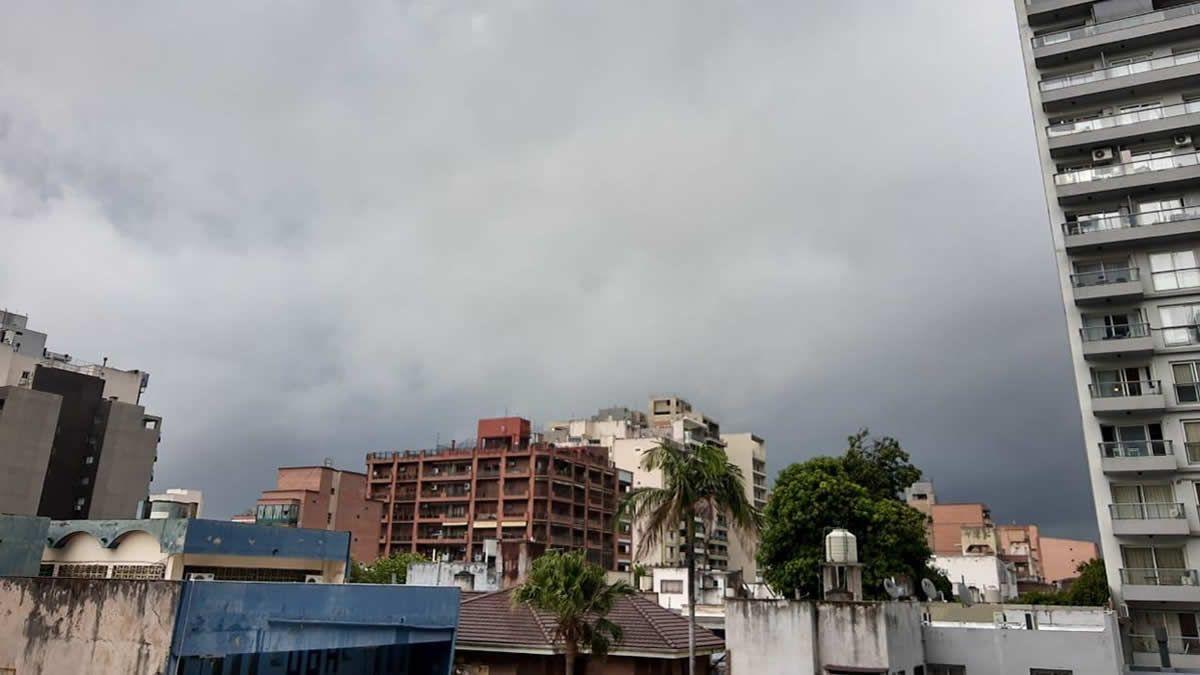 Cesó el alerta amarilla luego de las fuertes lluvias en Tucumán