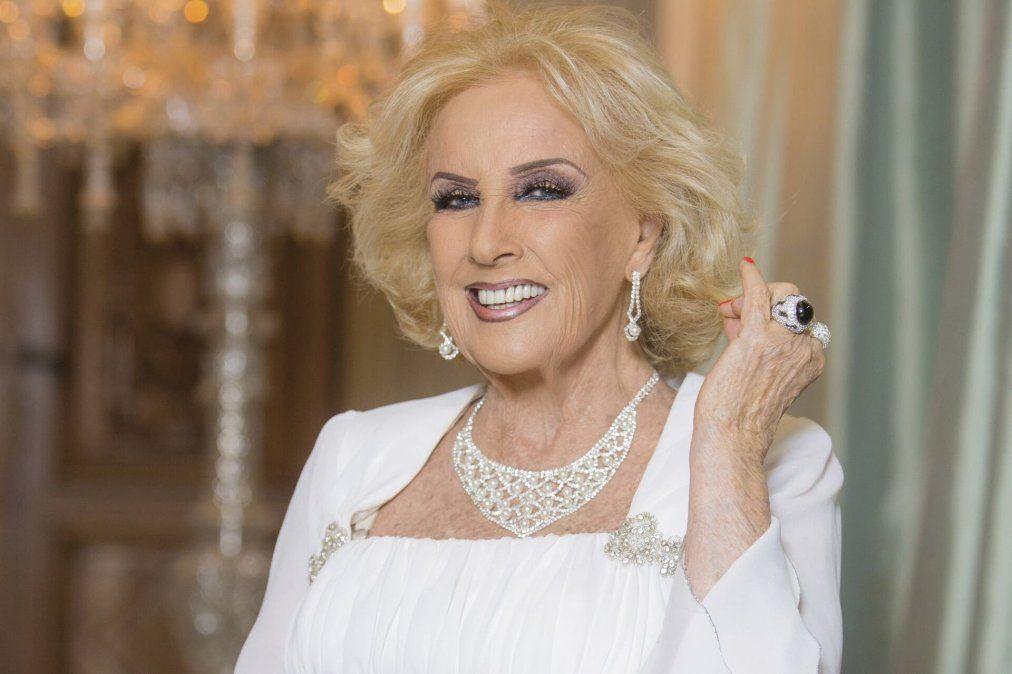 Mirtha Legrand cumple 94 años.