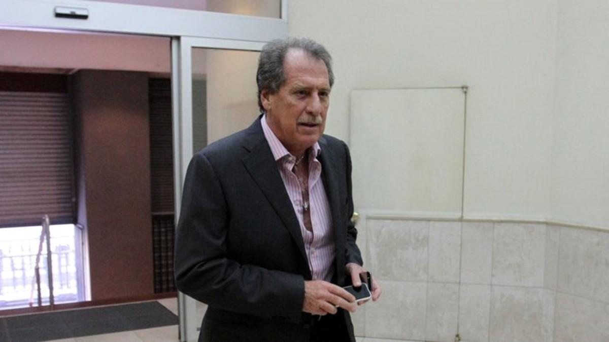 Jorge Brito: comenzaron las pericias sobre los restos del helicóptero