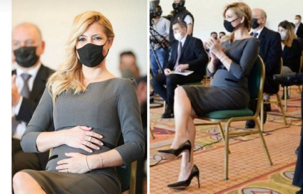 Confirman que Fabiola Yanes está embarazada