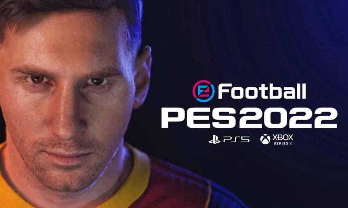 El nuevo videojuego PES 2022 sería gratis desde su lanzamiento. Foto: muycomputer.com