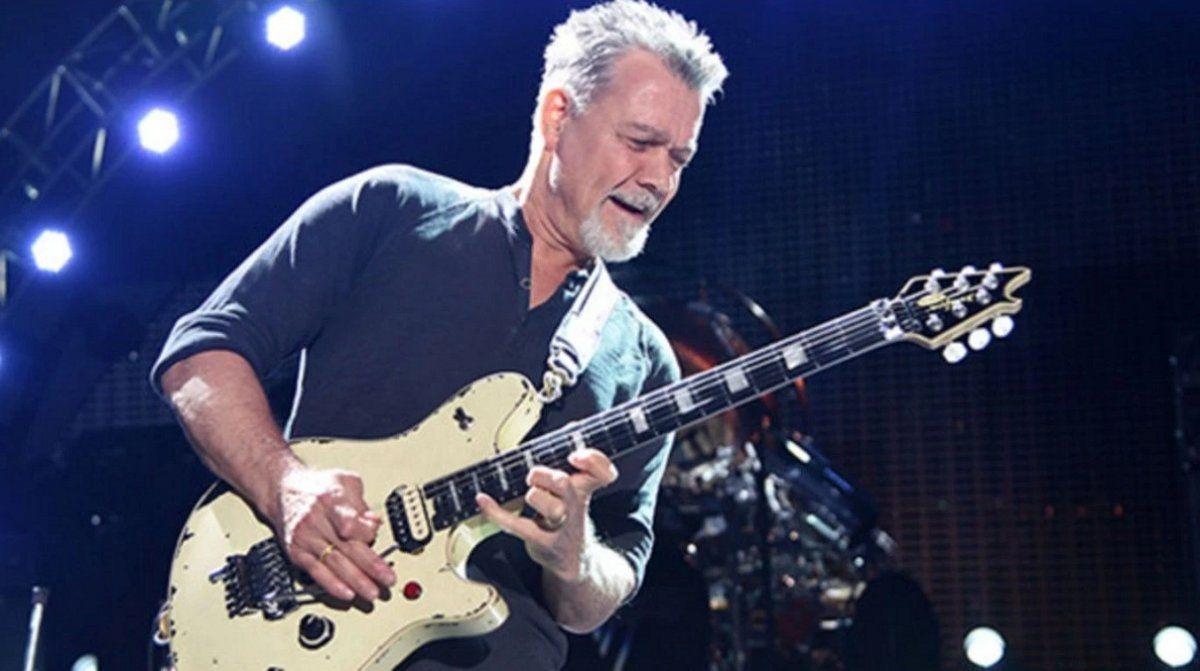 Murió el mítico guitarrista Eddie Van Halen a los 65 años