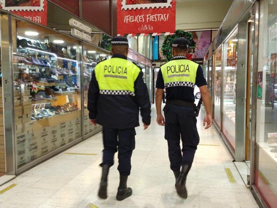 El Operativo Felices Fiestas desalentó delitos