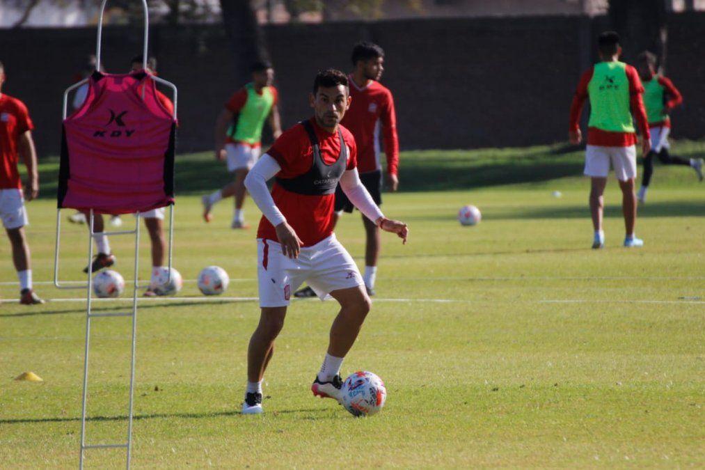 Tino Costa es el mejor jugador que tiene San Martín.