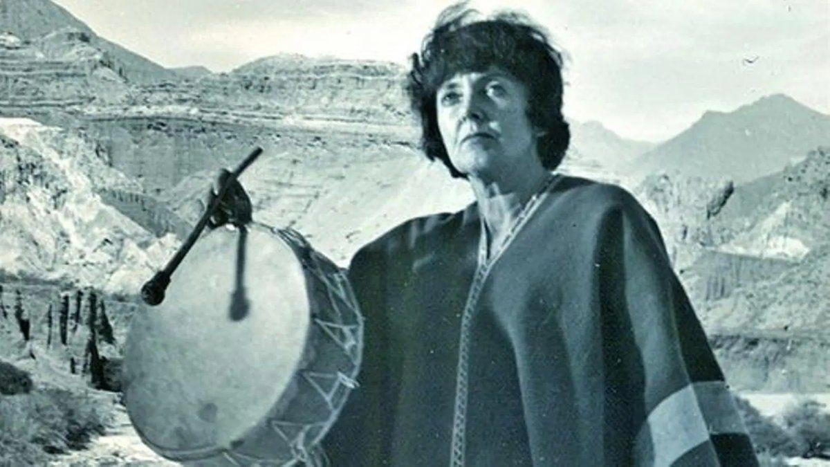 Leda Valladares tendrá su homenaje en el Teatro San Martín.