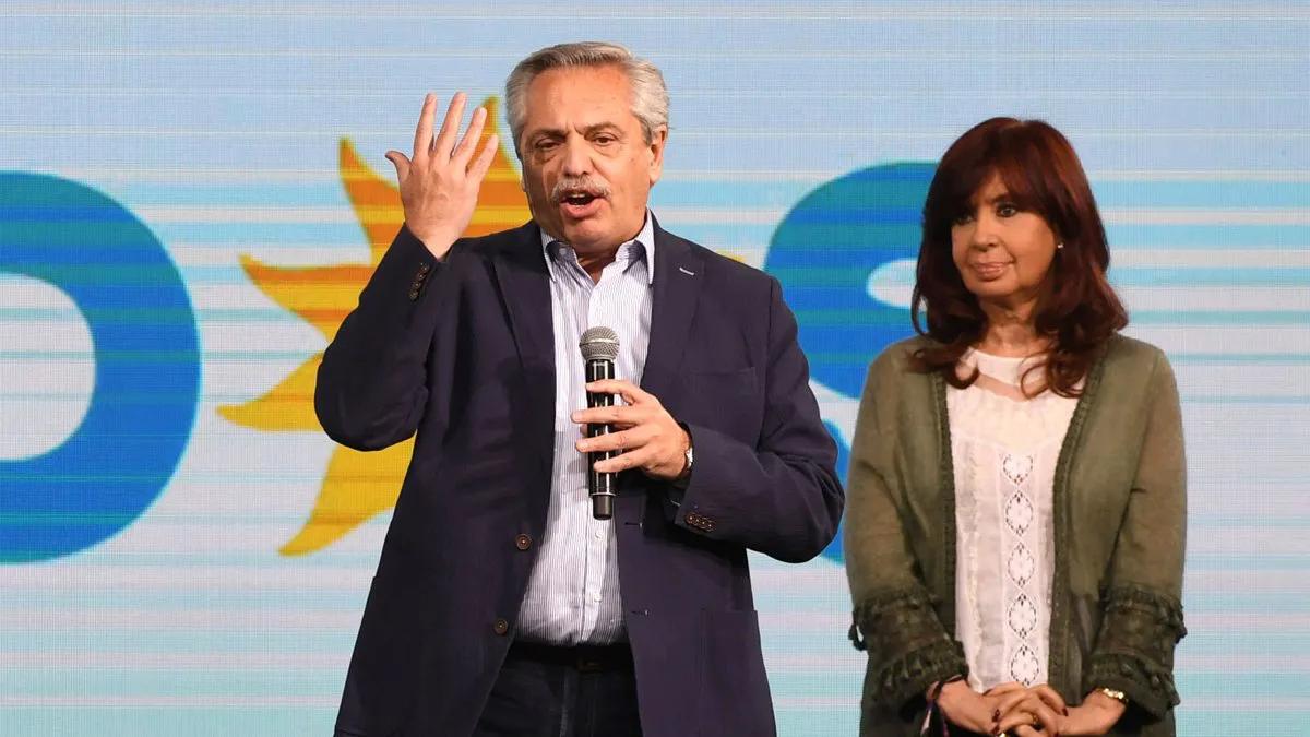 Tras las renuncias, Alberto Fernández se expresó en Twitter