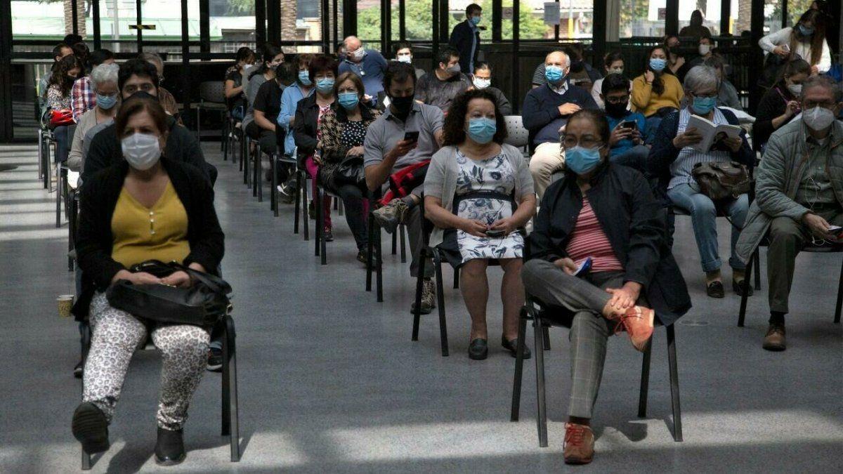 En Chile no hubo muertos por coronavirus por primera vez desde que empezó la pandemia.