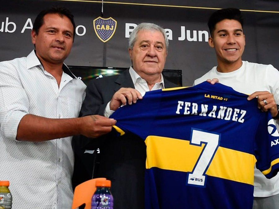 Pol Fernández llegó desde el Cruz Azul de México y ahora seguirá su carrera en Europa.
