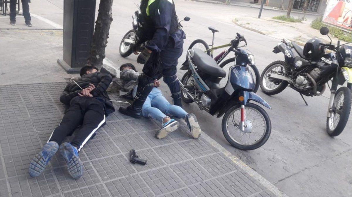 Fin de semana largo: Efectivos policiales evitaron varios delitos en la Capital