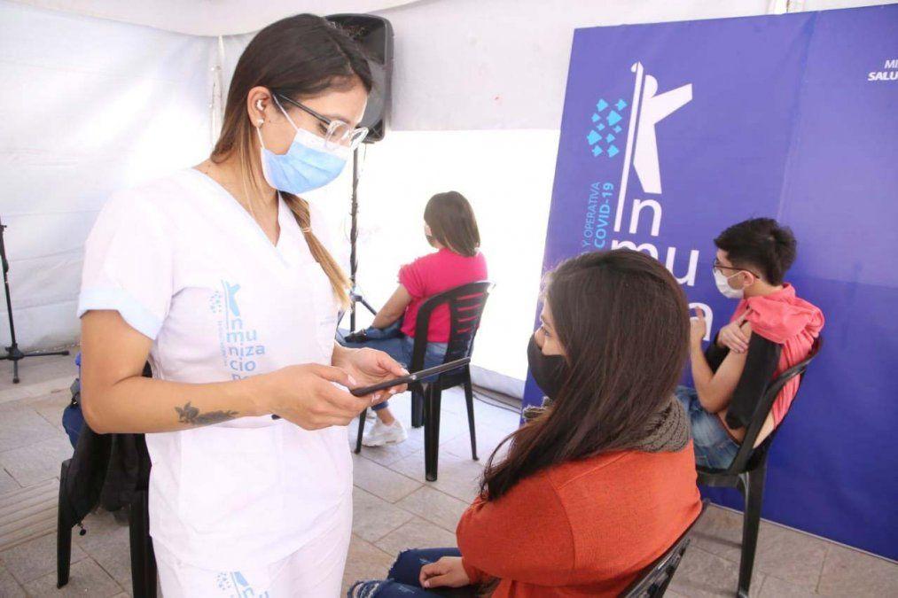 Tucumán supera los 196 mil contagios. Foto MSPT