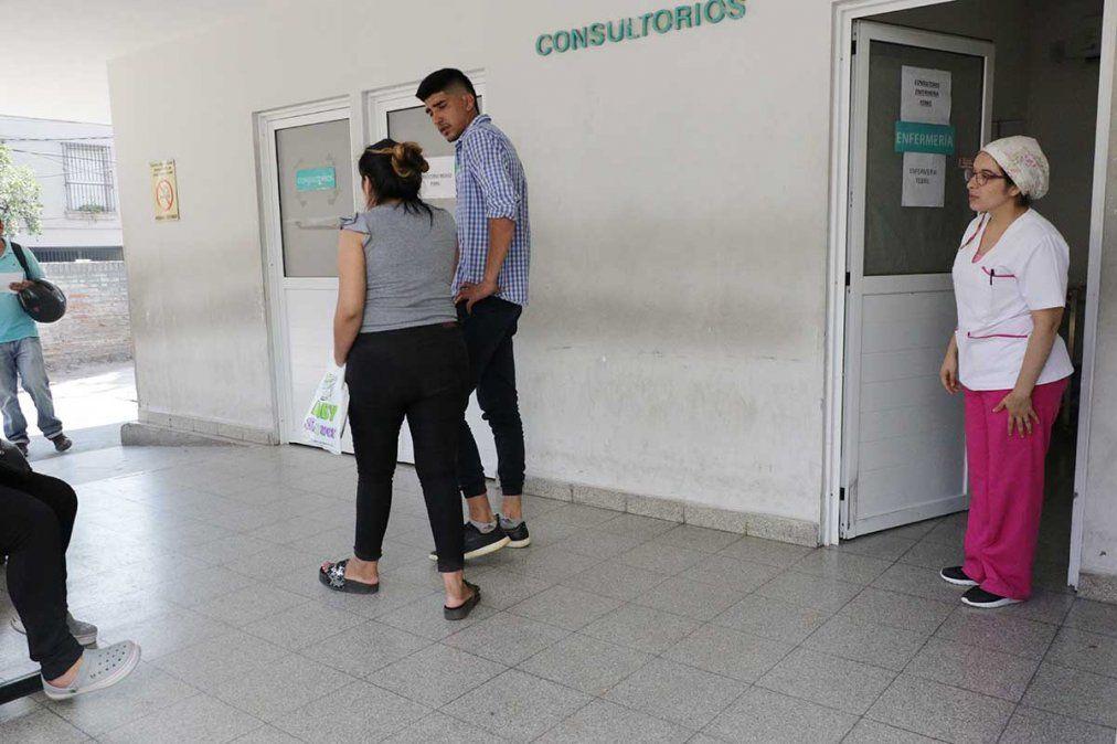 El Centro de Salud asiste a 200 pacientes febriles por día