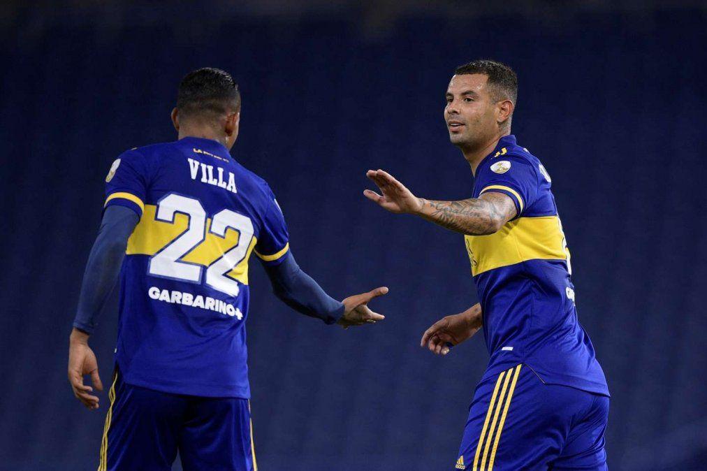 Boca tendrá a Cardona para la Copa de la Liga