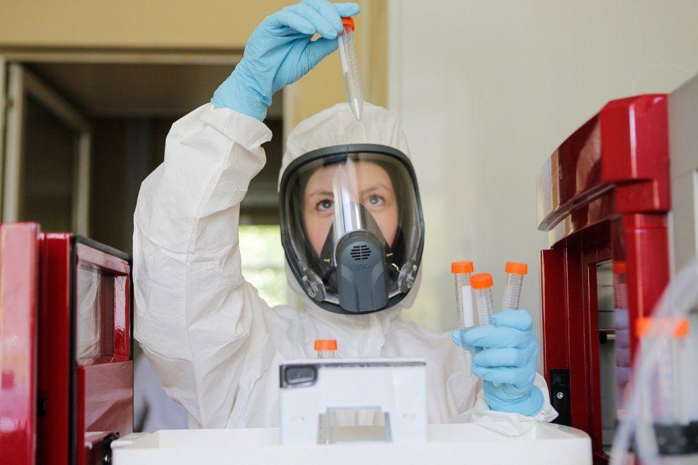 Avanza la vacuna de Oxford contra el coronavirus