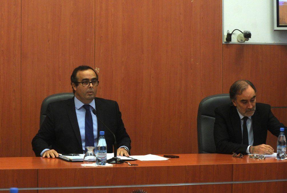 La Corte otorgó licencia por 30 días a Bruglia y Bertuzzi