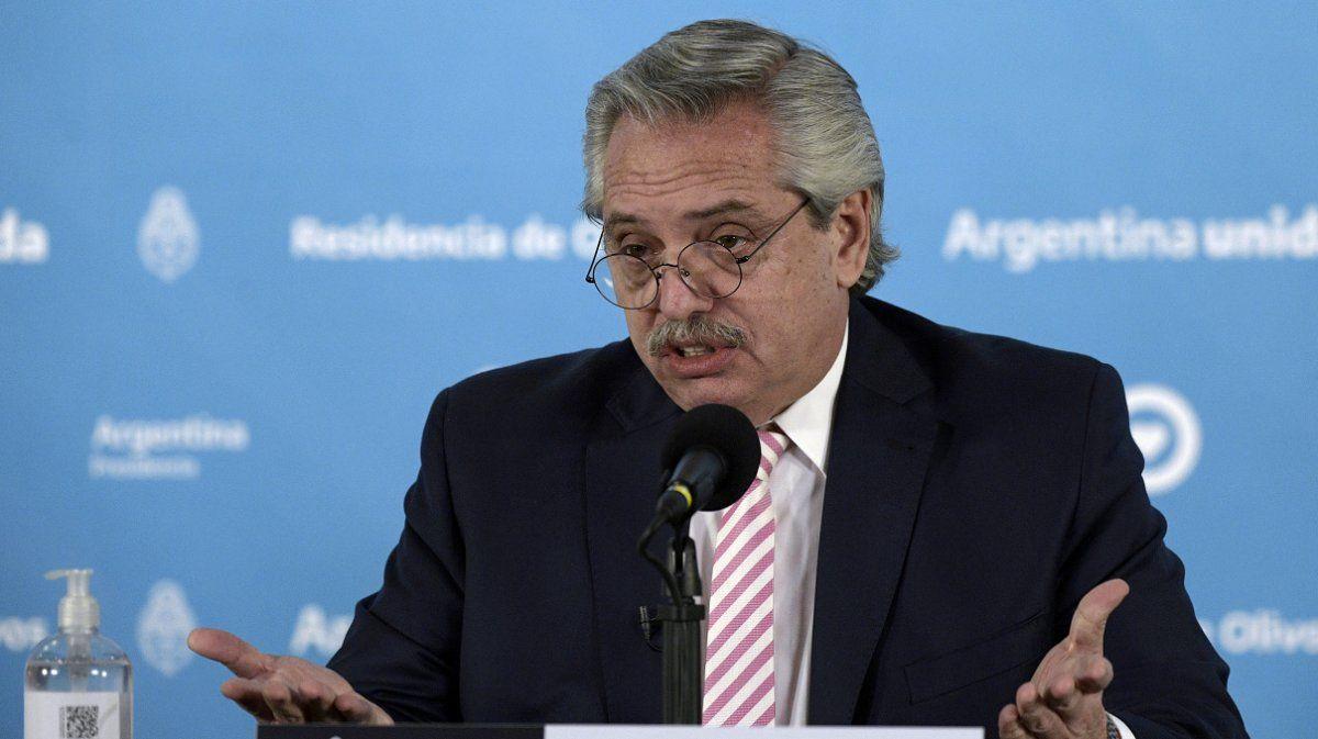 De un presidente a otro: felicitaciones de Fernández a Lasso