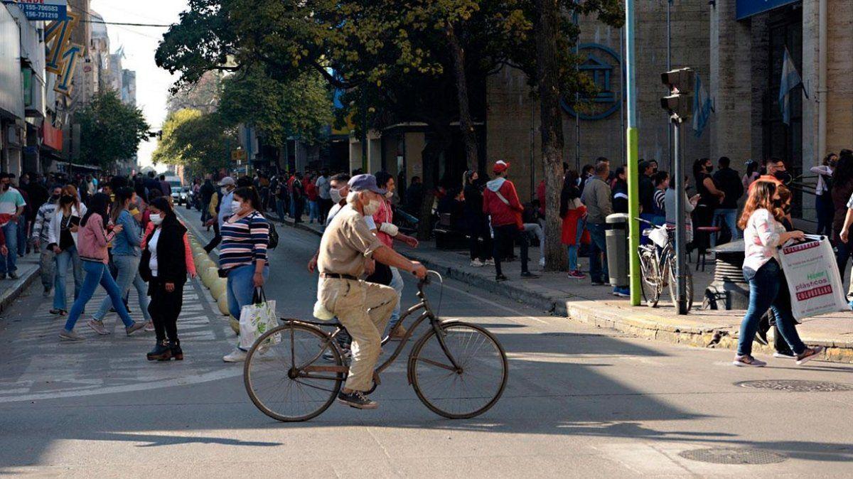 San Miguel de Tucumán no tiene contagios por conglomerado