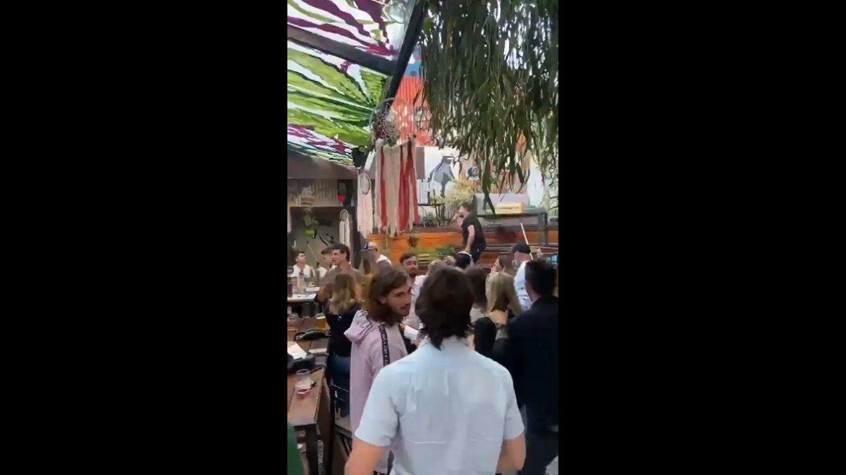 Escándalo en Córdoba por un show de cuarteto en un bar
