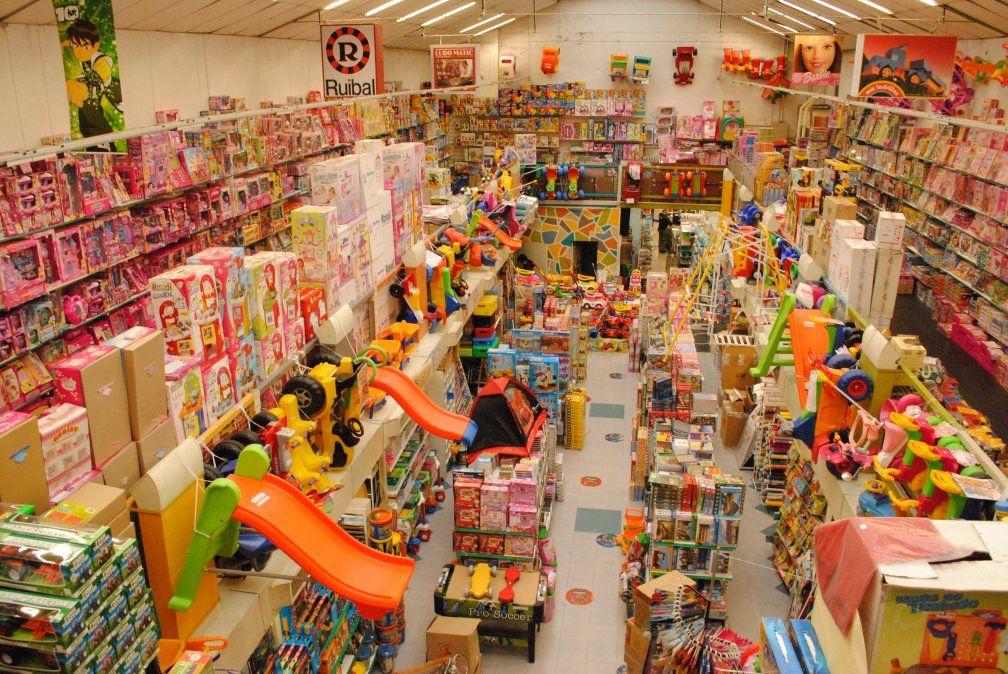 La cantidad de juguetes vendidos en el país creció 5%