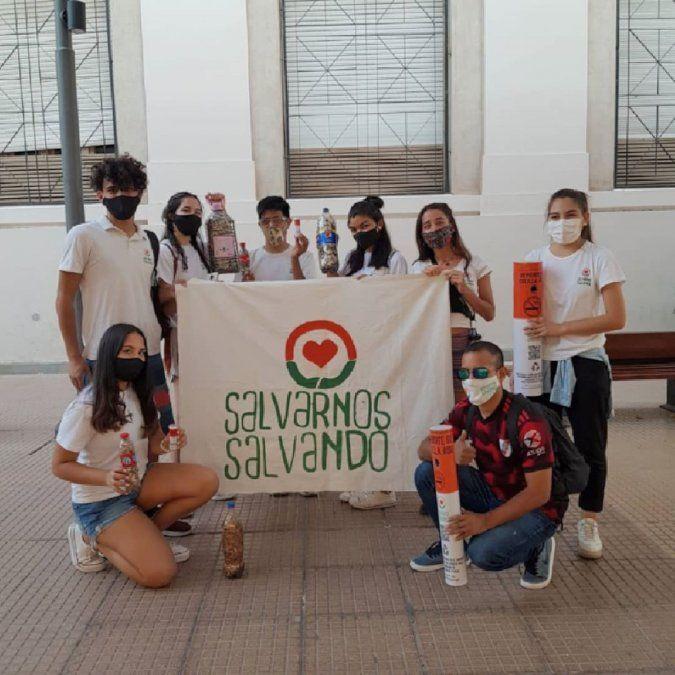 Los jóvenes toman la posta sobre el cuidado del planeta