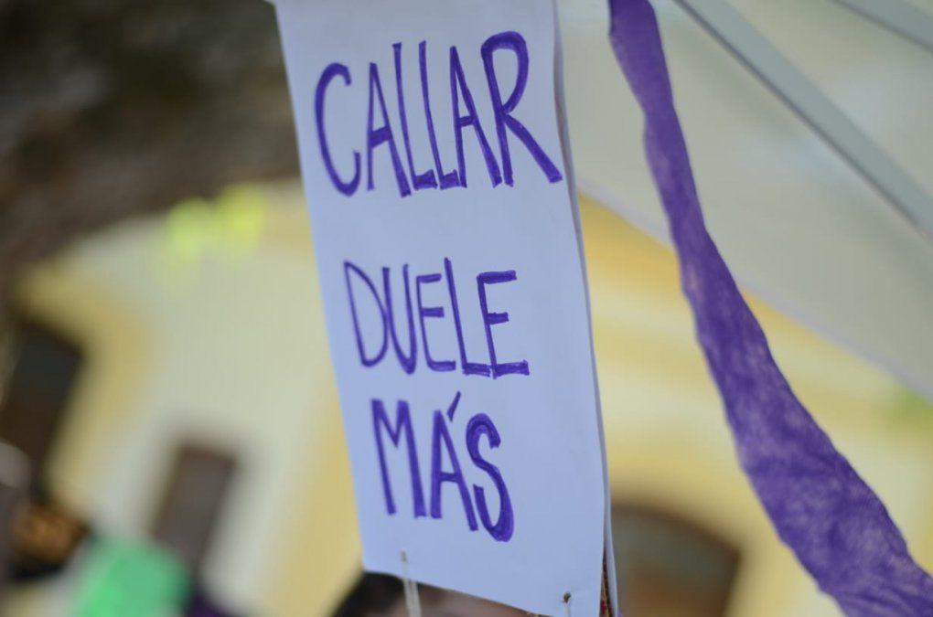 Jornadas por el Día de la Eliminación de la Violencia contra las Mujeres
