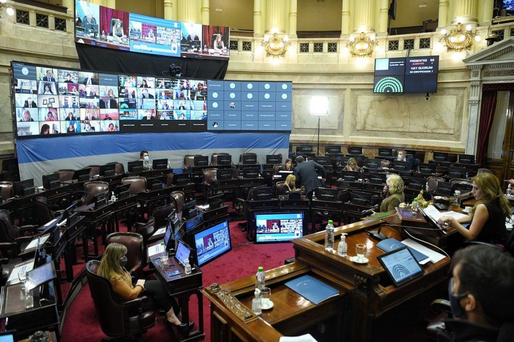 Senado sesionaría en forma presencial para repudiar a Chile