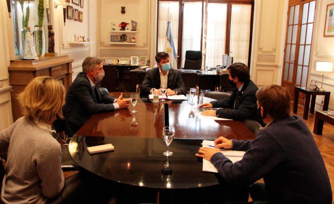 La Diplomatura fue creada en conjunto por las Facultades de Ciencias Económicas
