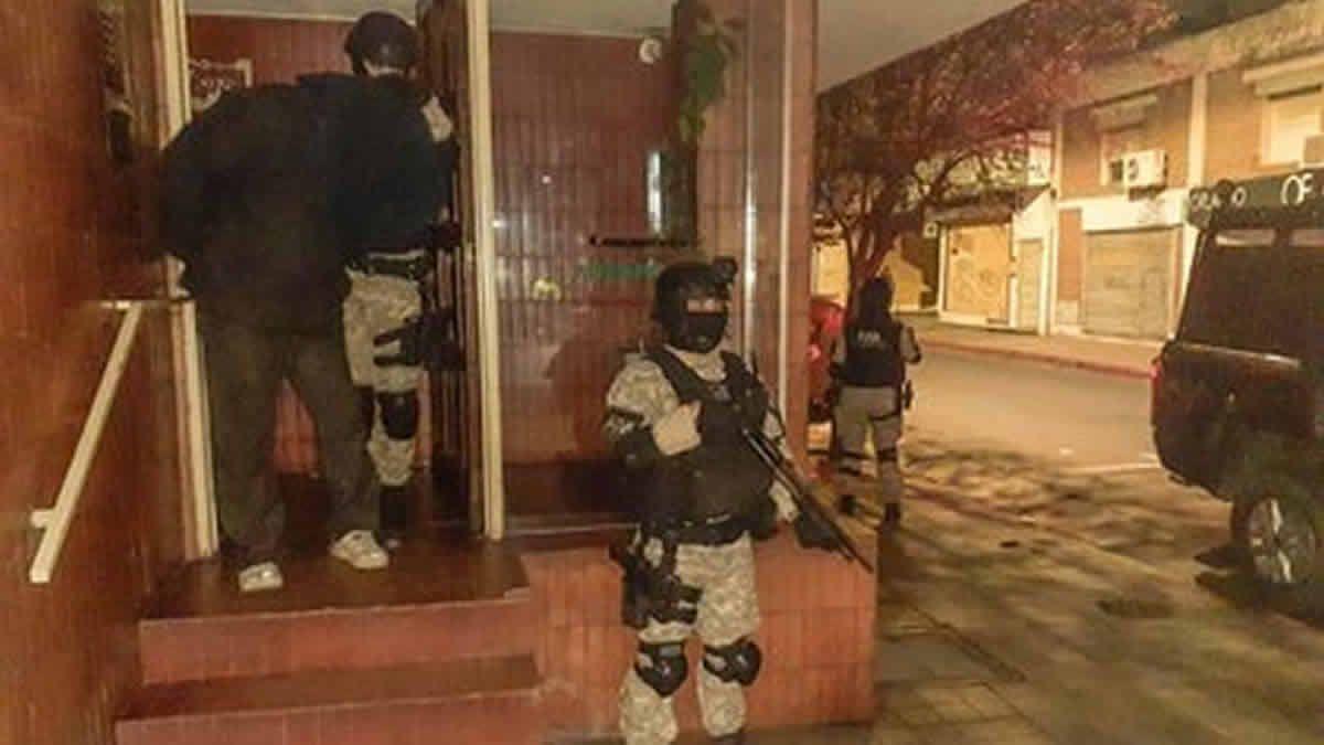 Un hijo del represor Luciano Benjamín Menéndez fue detenido