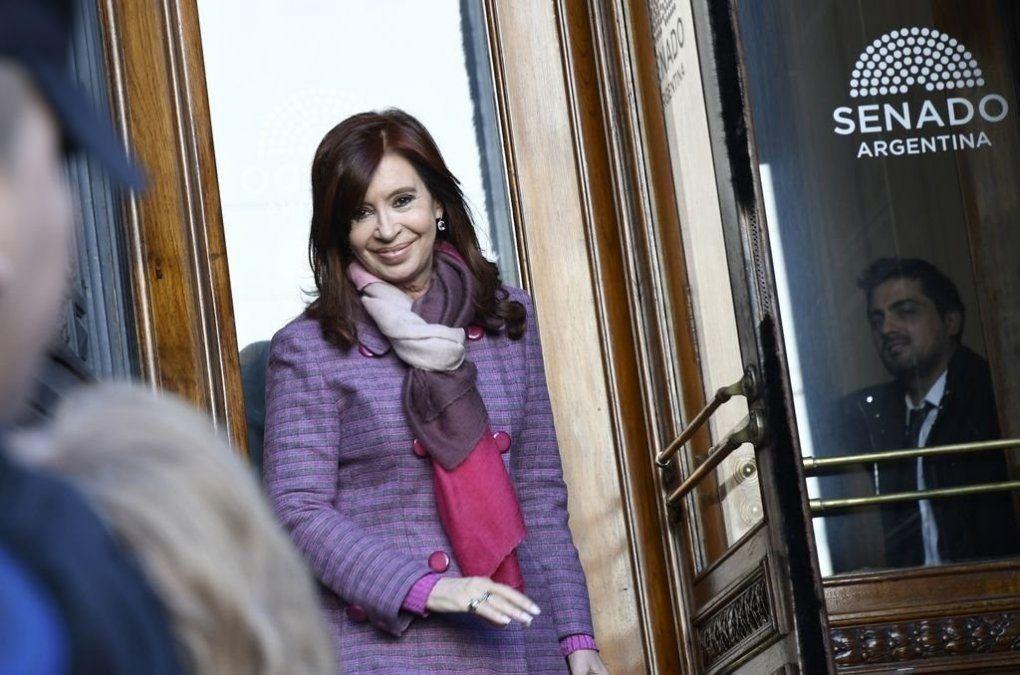 Cristina Kirchner no asistió a la tercera audiencia del juicio por Vialidad