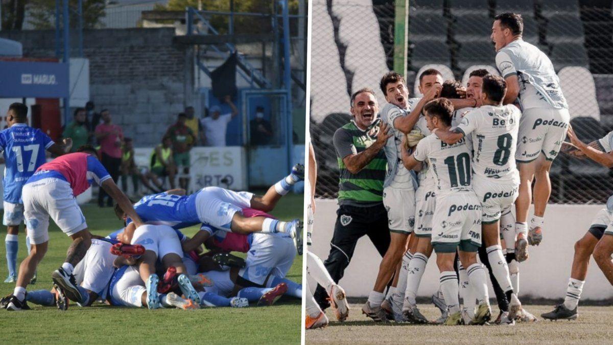 Estudiantes de Río Cuarto y Sarmiento jugarán la final