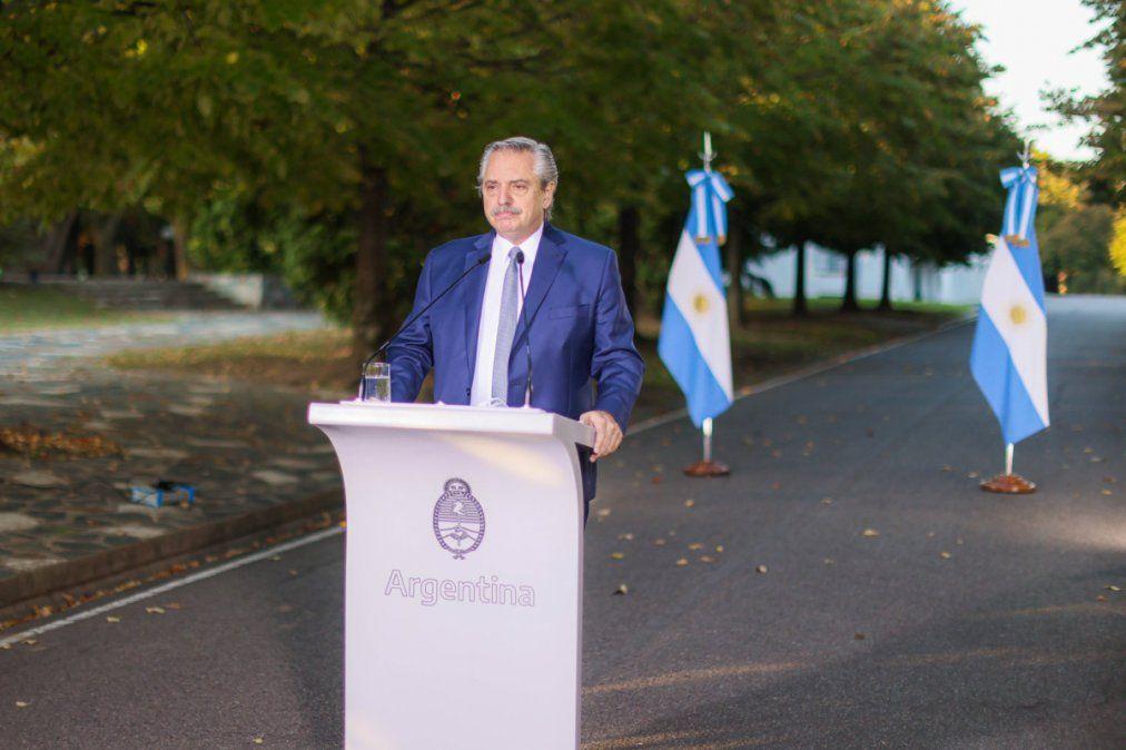 Fernández: Si tengo que perder una elección por esto, la pierdo
