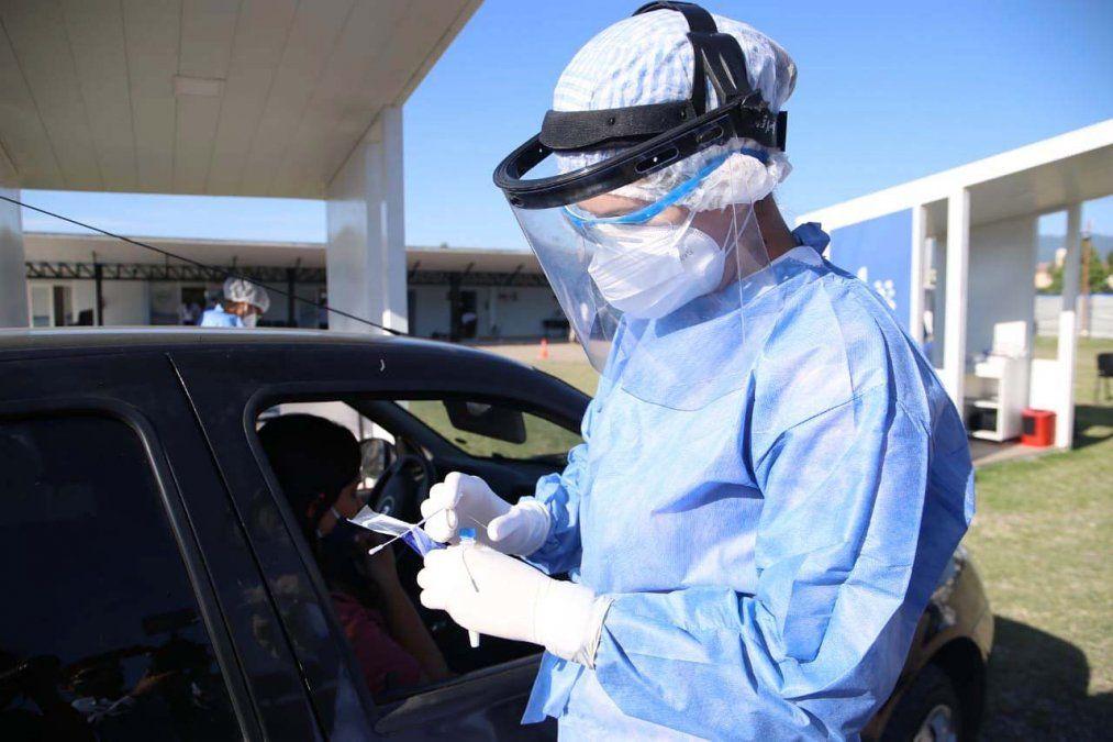 Tucumán supera los 141 mil contagios. Foto MSPT