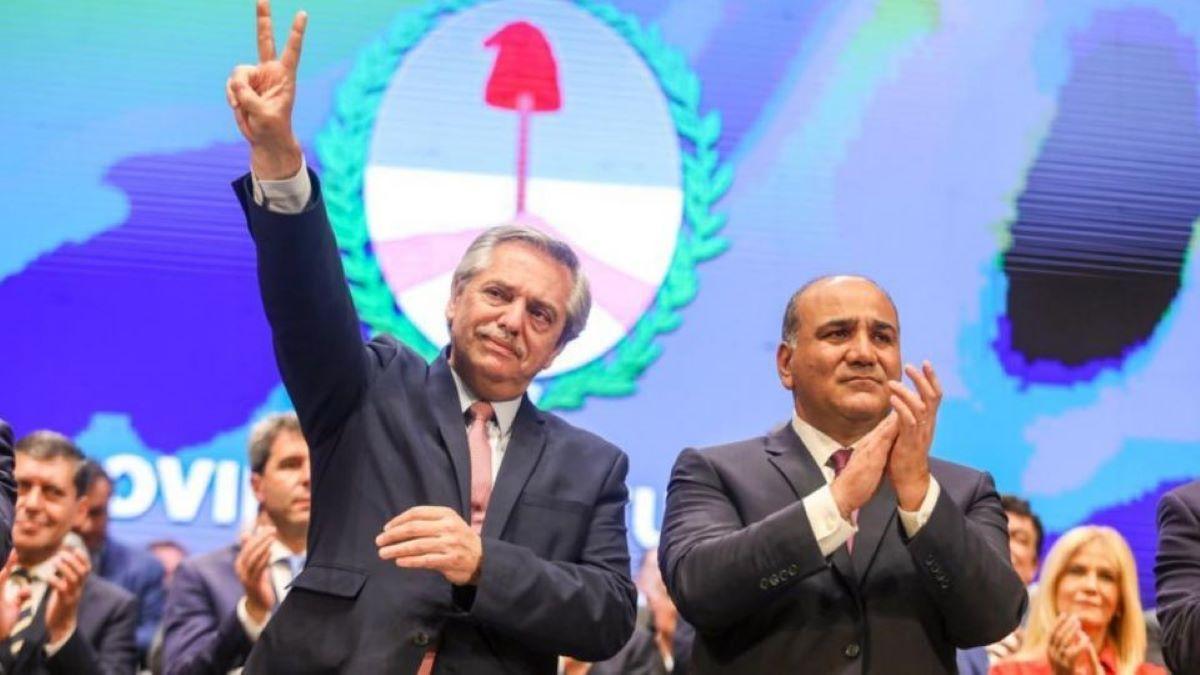 Manzur respaldó al Presidente y bregó por la unidad