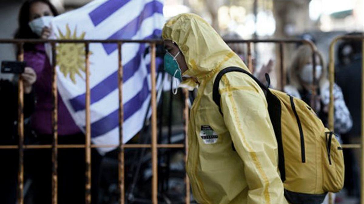 Coronavirus: Uruguay detectó 26 casos con variante Delta