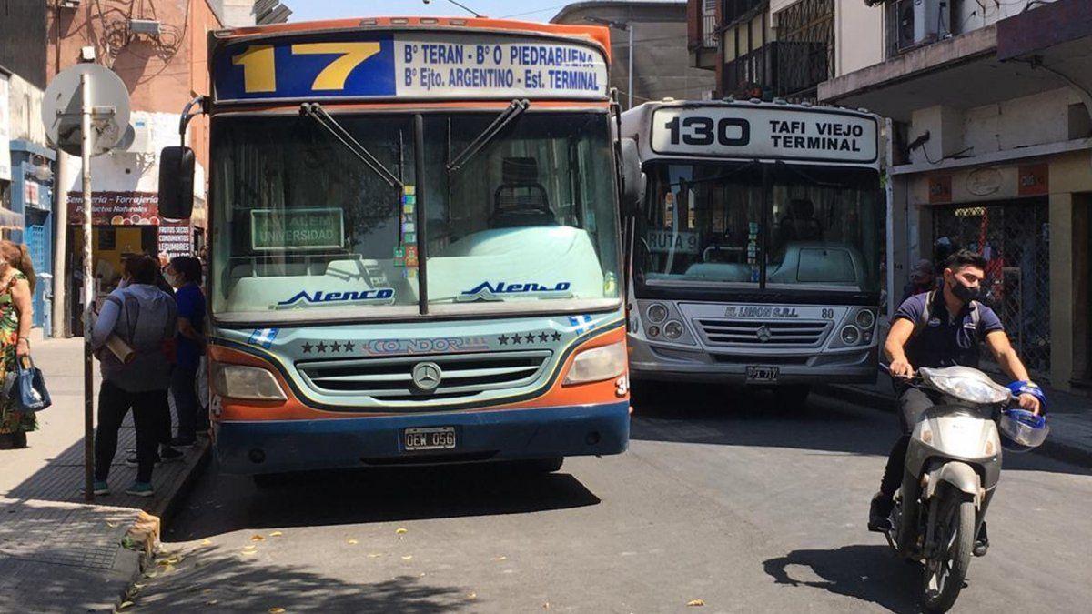 Transporte: aseguran que debe discutirse la distribución de subsidios