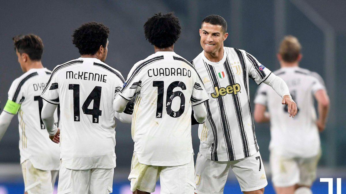 Sin Messi, con Cristiano: Barcelona y Juventus, a octavos